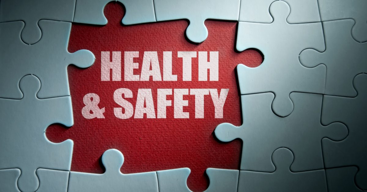 An employer's guide to health and safety