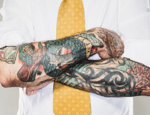 Employment law on tattoos in the workplace
