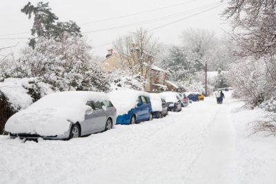 Driving Safety in Snow and Ice
