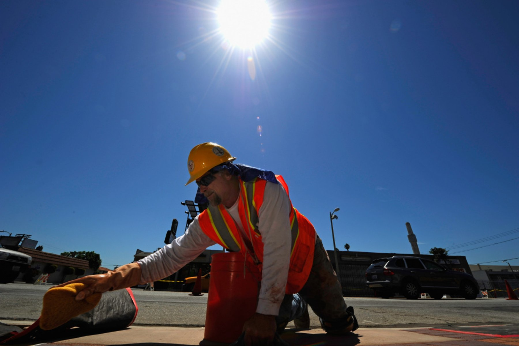Health & Safety Tips for Working in Summer Heat